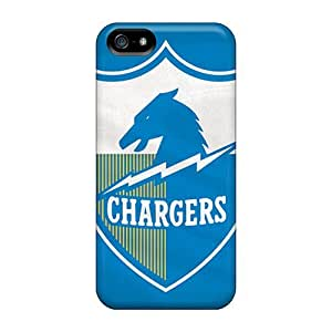 YYr1597jHZr GAwilliam San Diego Chargers Durable Iphone 5/5s Tpu Flexible Soft Case by icecream design