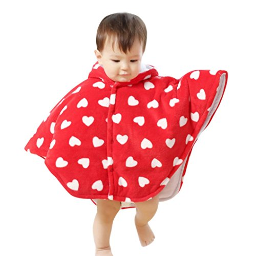 3 sprouts hooded towel - 7
