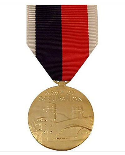 Vanguard FULL SIZE MEDAL ARMY AND AIR FORCE WWII OCCUPATION - 24K GOLD ()