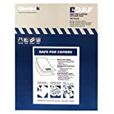 Drafting Film,Film Backing,Permanent,8-1/2 quot;x11 quot;,100/BX