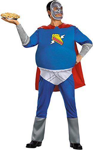 Homer Pieman Costumes (Morris Costumes Men's HOMER PIE-MAN ADULT, 42-46)