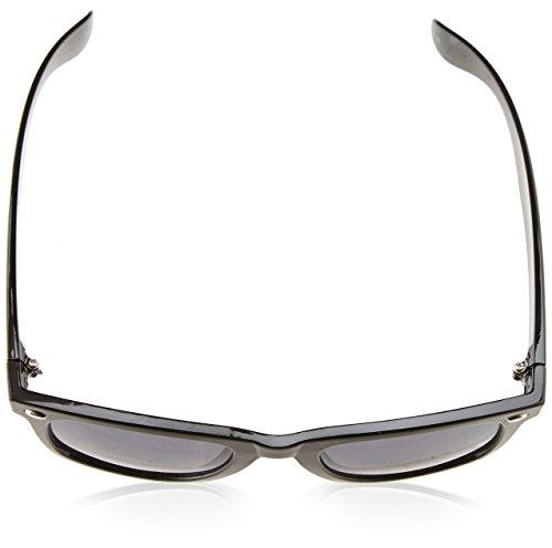 Duskbla52 52 Mm Sunglasses Wayfarer Black Lucky F0zdwF