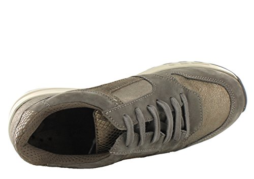 Mephisto Cross Bucksoft 6900/FASHION 26614 Damen Sneakers Braun