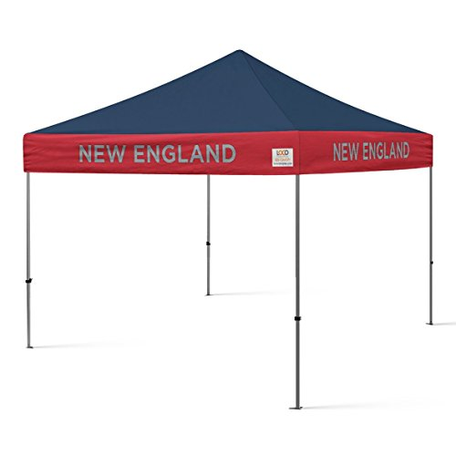 Loco Canopies 10'x10' Sports Series New England Canopy Commercial Instant Tent
