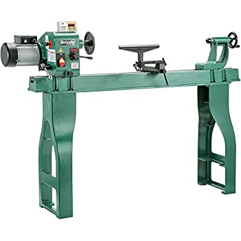 Amazon Com Shop Fox W1758 Wood Lathe With Cast Iron Legs