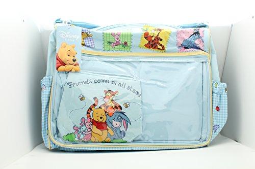 Pooh Winnie Diapers The Disney (Disney Pooh Baby Large Diaper Bag)