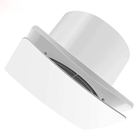 Ventilador Extractor Ventilador de Escape de bajo Ruido Tipo de Ventana de Pared Ventilador de 6 Pulgadas for baño de Cocina Ventilador de ventilación doméstica, 150 mm: Amazon.es: Hogar