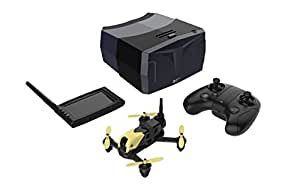 HUBSAN X4 H122D Pro Storm Drone 360°Fills Rolls FPV with 720P HD Camera RTF (H122D Pro edition)
