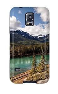 Defender Case For Galaxy S5, Landscape Pattern