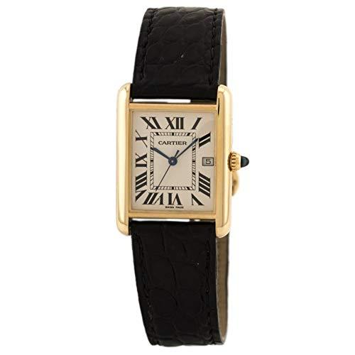 Cartier Tank Louis Cartier Quartz Female Watch W1529756 (Certified Pre-Owned)