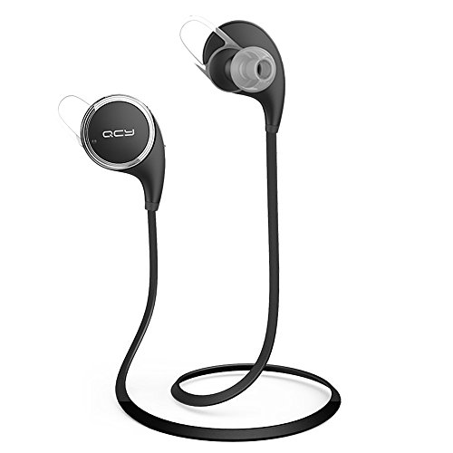 wireless bluetooth earbuds bluetooth headphones stereo bass noise cancelling sports earphones. Black Bedroom Furniture Sets. Home Design Ideas