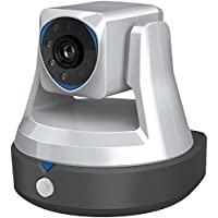 Swann SWADS-446CAM-US ADS-446 HD Pan and Tilt Wi-Fi Security Camera with Smart Alerts (White)