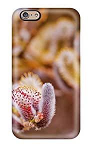 For CaseyKBrown Iphone Protective Case, High Quality For Iphone 6 Spring Flowers Skin Case Cover