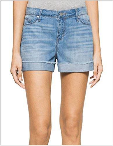 Calvin Klein Jeans Womens Easy Short, 911 Parker, 4