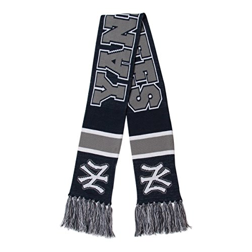 - MLB New York Yankees '47 Breakaway Scarf with Tassels, One Size Fits Most, Navy