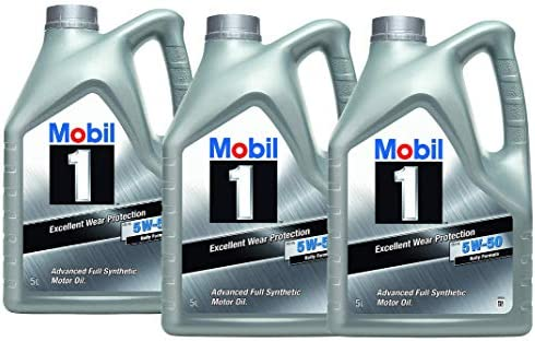 Mobil 1 Aceite Motor FS x1 5W50 - Pack 15 LTS Advanced Full ...