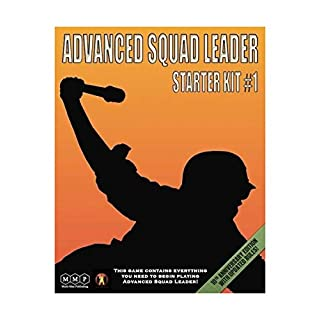 Multi Man Publishing Advanced Squad Leader: Starter Kit #1 [Box Set]