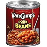 Van Camp's Pork and Beans (in tomato sauce) 8oz 6pack
