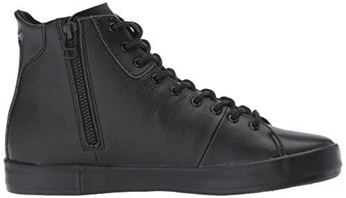 Creatief Recreatie Dames W Carda Hi Sneaker Zwart Leer