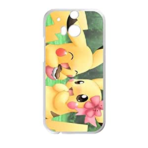 Pikachu for HTC One M8 Phone Case 8SS461112