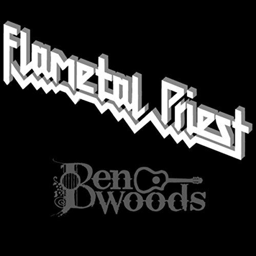 Flametal Priest -