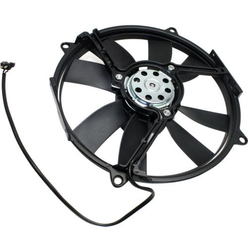 Perfect Fit Group REPM160909 - C-Class / Clk430 Radiator Fan And Motor Assembly, Right, Auxiliary
