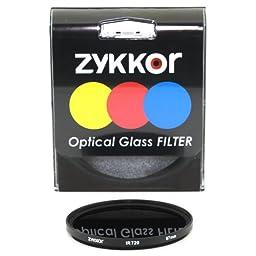 Zykkor 67mm 720nm IR72 Infrared IR Filter