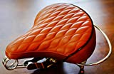 VELO SD Saddle - Brown, Classic Style Seat with
