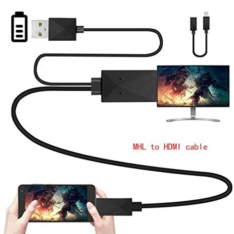 prix réduit grand Prix la moitié Câble HDTV 5 broches ou 11 broches micro-USB vers HDMI ...