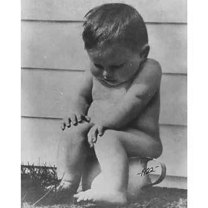amazon com quality digital print of a vintage photograph potty