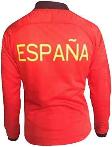 Genérico Chándal Jogging España Niño Rojo: Amazon.es: Deportes y ...