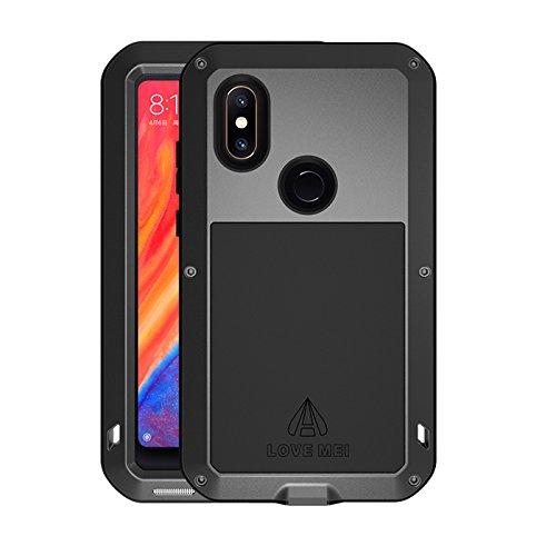newest a1282 74935 Amazon.com: LOVE MEI Aluminum Metal Case For Xiaomi Mi MIX 2S MIX2S ...