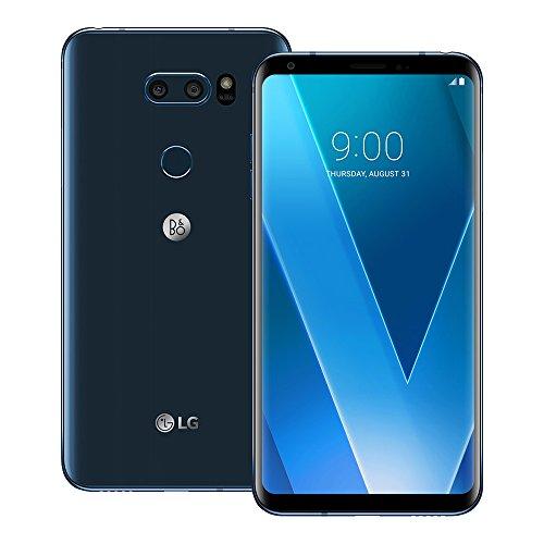 LG V30 Plus (H930DS) 4GB / 128GB 6.0-inches with B&O headset Dual SIM Factory Unlocked - International Stock No Warranty...