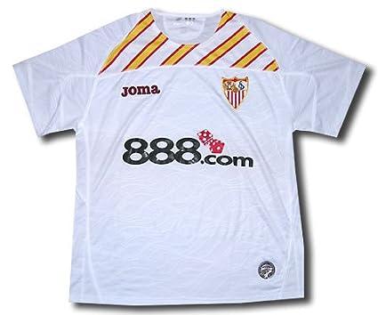 Joma Sevilla F.C. - Camiseta de fútbol UEFA, 2009, XL