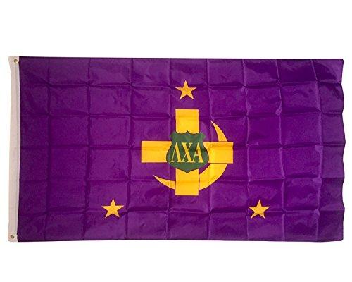 Desert Cactus Lambda Chi Alpha Chapter Fraternity Flag 3 x 5