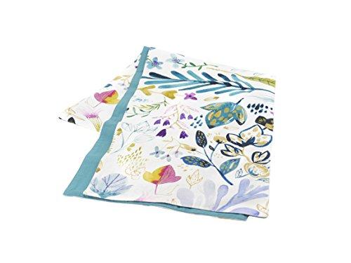 - Hallmark Home Flower Print Table Runner, (90x14)