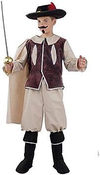 DISBACANAL Disfraz Mosquetero niño - -, 12 años: Amazon.es ...