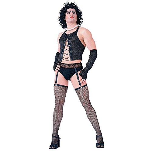 Bristol Novelty AC301 Frank N Furter Costume, Mens, Medium -
