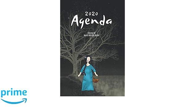 Agenda 2020: Diseño exclusivo. (Spanish Edition): Marta ...