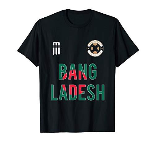 Bangladesh Cricket T-Shirt : 2019 Bangladeshi Fans Jersey