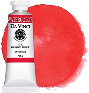 product image for Da Vinci Paint 200-4 37 ml Watercolor - Red
