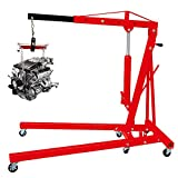BIG RED T32100 Torin Engine Hoist Shop Crane