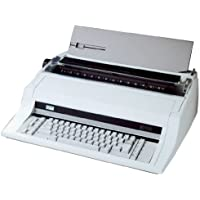 NAKAJIMA AE-800 Wide Carriage Electronic Typewriter, 17 Wide Carriage, 22 cps Print Speed, 5 Line Correction Memory, 30 Position (Programmable) Tabulation Memory, Automatic Carrier Return