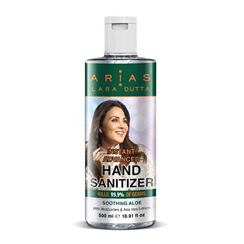 Arias Hand Sanitizer 500 ML Aloe
