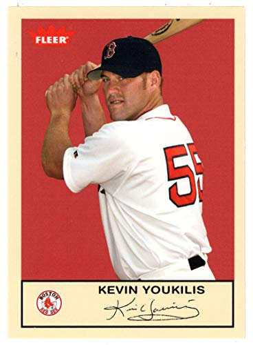 Kevin Youkilis (Baseball Card) 2005 Fleer Tradition # 228 NM/MT from Fleer Tradition
