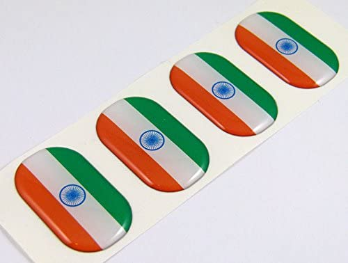 Sticker Mexico Emblem Coat of Arms Shield 3D Resin Domed Gel Vinyl Decal Car