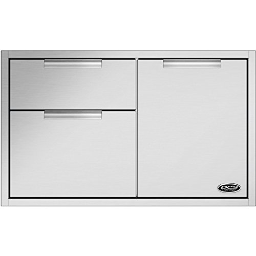 DCS Double Access Drawers and Propane Tank Storage (71148) (ADR2-36), 36-Inch