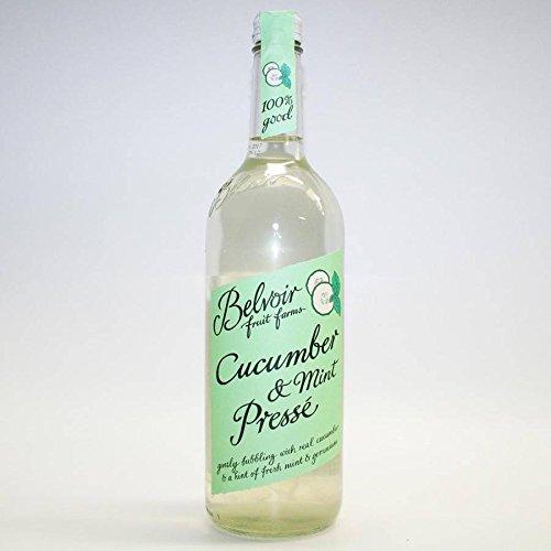 Belvoir Cucumber & Mint Presse 750ml