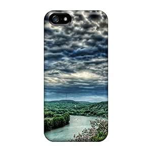 High Impact Dirt/shock Proof Case Cover For Iphone 5/5s (beautiful) wangjiang maoyi