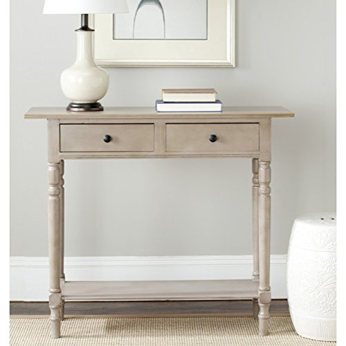 Safavieh American Home Collection Dover Console Table, Vintage Grey by Safavieh